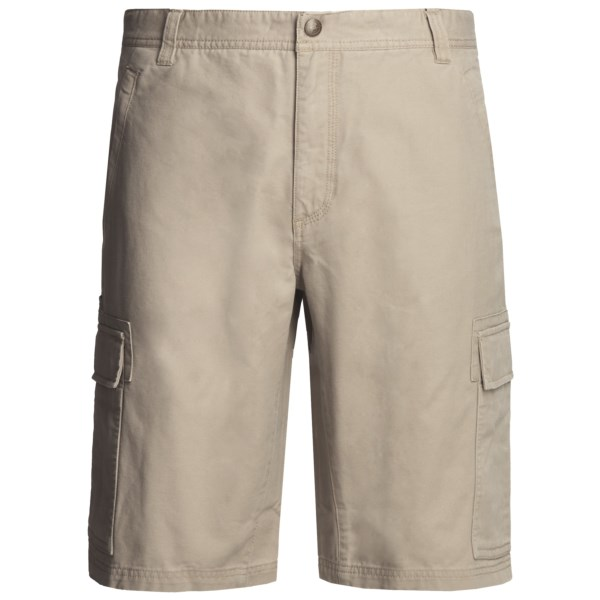 photo: Royal Robbins Billy Goat 6-Pocket Shorts hiking short