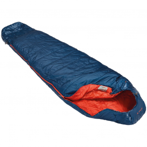 photo: VauDe Arctic 450 3-season synthetic sleeping bag