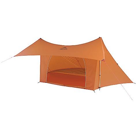 photo: MSR Missing Link three-season tent