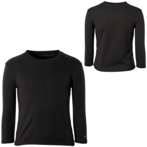 photo: Columbia Kids' Bugaboo Long Sleeve Crew base layer top