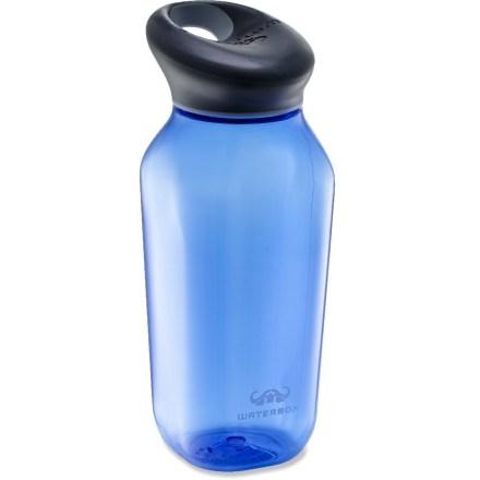 photo: Waterbox Square Eastman Tritan Bottle - 25 oz water bottle