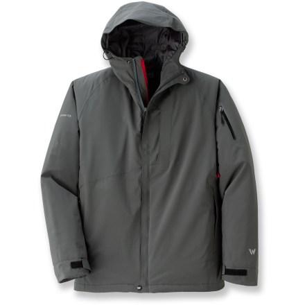 White Sierra Avalanche Canyon Jacket