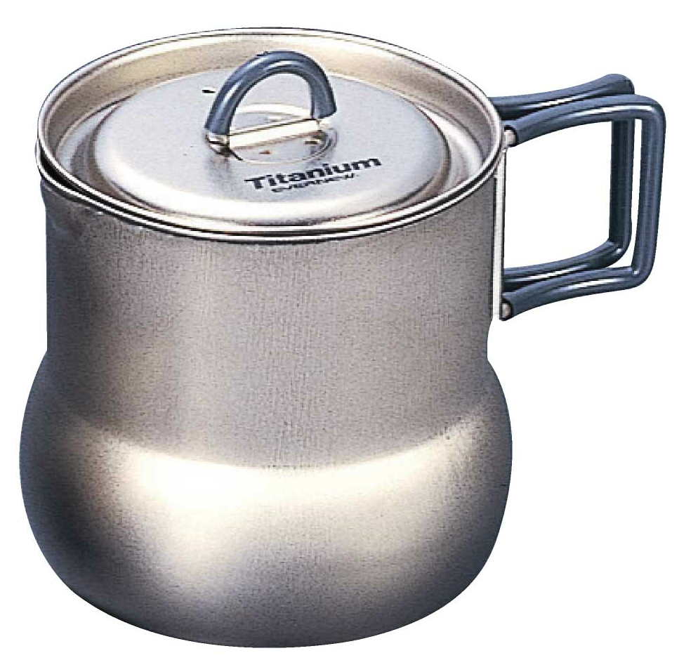 photo: Evernew Ti Tea Kettle kettle