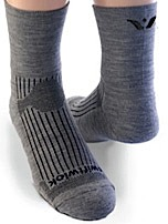 photo of a Swiftwick hiking/backpacking sock