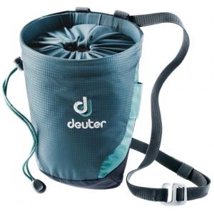 photo of a Deuter chalk bag