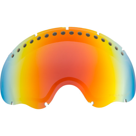 photo: Oakley A Frame Accessory Lens goggle lens