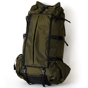 photo: Seek Outside Unaweep 6300 external frame backpack