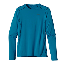 photo: Patagonia Men's Capilene 1 Silkweight Stretch Crew base layer top