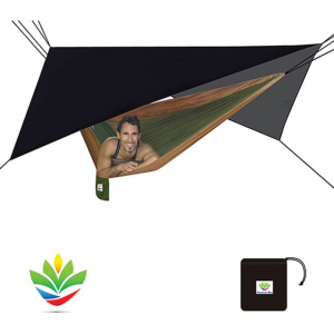 photo: Hammock Bliss Stay Dry Jumbo Rain Fly hammock accessory