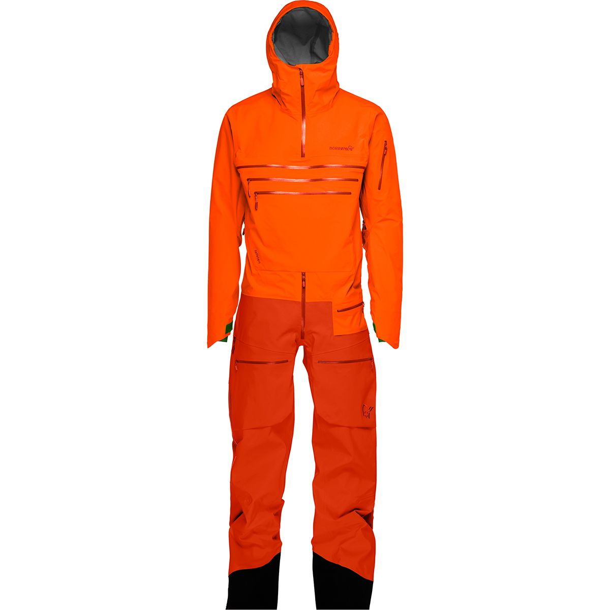 photo: Norrona Lofoten Gore-Tex Pro Shell One-Piece Suit one-piece suit