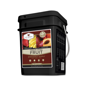 Wise Company Freeze Dried Fruit Combo