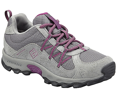 photo: Columbia Boys' Daybreaker Waterproof trail shoe