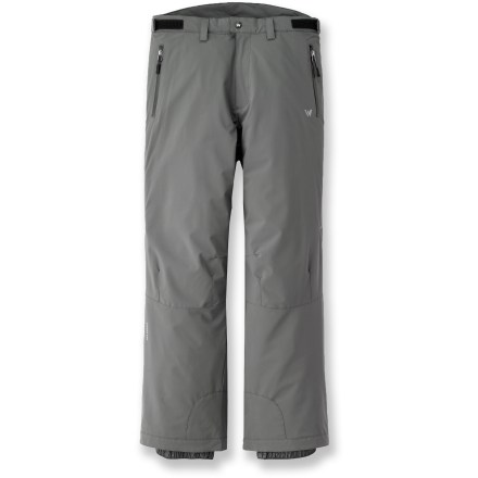 White Sierra Avalanche Canyon Pant