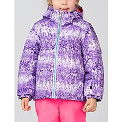 photo: Spyder Bitsy Glam Jacket snowsport jacket