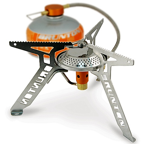 photo: Brunton Vesta Butane Stove compressed fuel canister stove