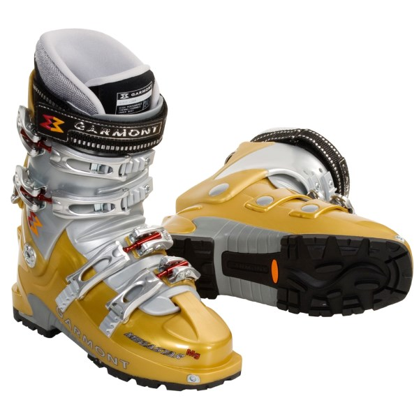 photo: Garmont Mega-Star alpine touring boot
