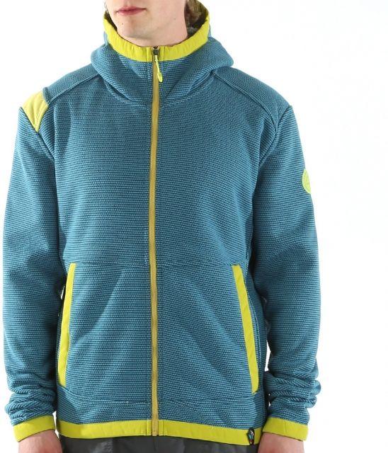 photo: La Sportiva Discovery Hoody fleece jacket