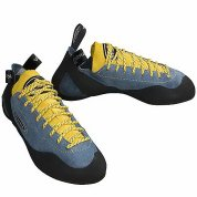 photo: Scarpa Eclipse climbing shoe