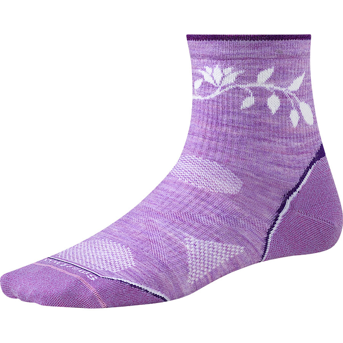 photo: Smartwool Women's PhD Outdoor Ultra Light Mini Sock running sock