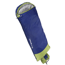 photo: Lafuma Ecrins 40 Jr warm weather synthetic sleeping bag