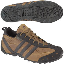 photo: Adidas Mali Leather trail shoe