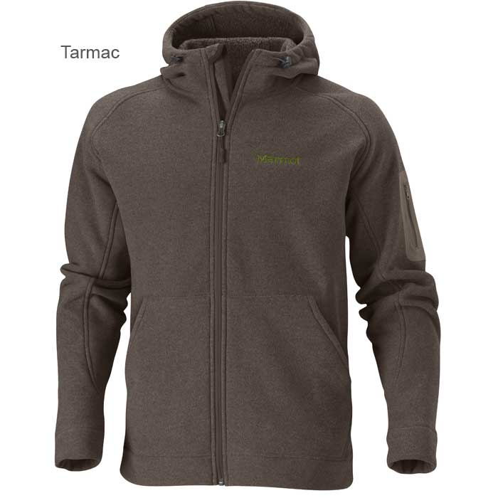 photo: Marmot Bonfire Hoody fleece jacket