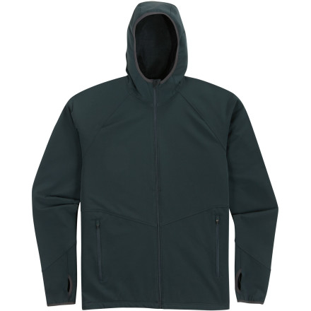photo: Ibex Men's Breakaway Hoody wool jacket