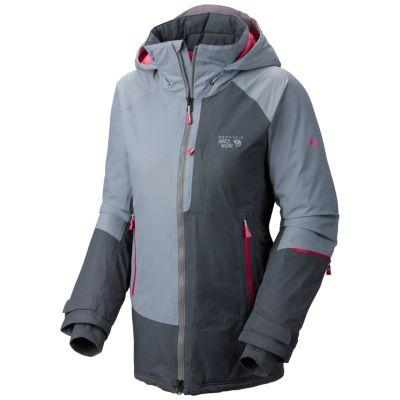 photo: Mountain Hardwear Vanskier Jacket synthetic insulated jacket