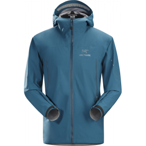 photo: Arc'teryx Men's Zeta AR Jacket waterproof jacket