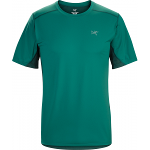 photo: Arc'teryx Accelero Comp SS short sleeve performance top