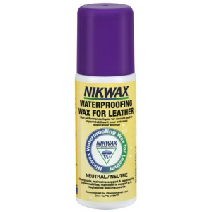 photo: Nikwax Waterproofing Wax for Leather footwear cleaner/treatment
