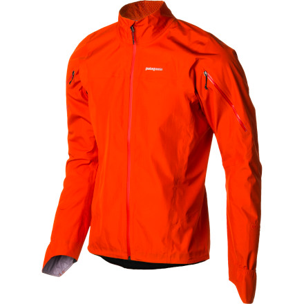 photo: Patagonia Boys' Light Flyer Jacket waterproof jacket