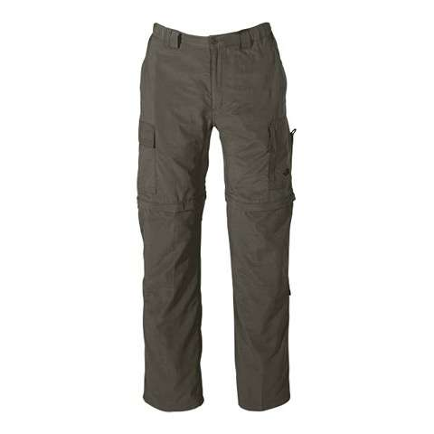 photo: The North Face Men's Meridian Convertible Pant hiking pant