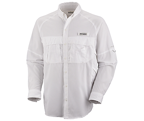 Columbia Airgill Lite Long Sleeve Shirt