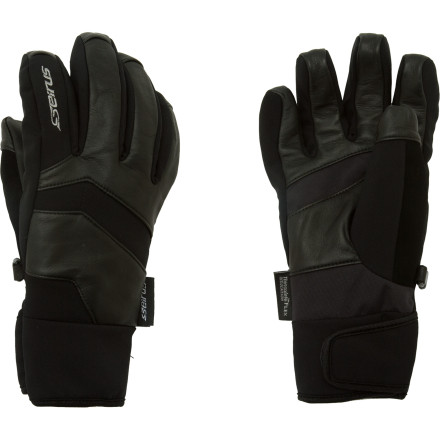 photo: Seirus Xtreme Edge All Weather Glove soft shell glove/mitten