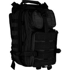 "photo:   Modern Warrior 18.5"" Tactical Military Style Backpack overnight pack (35-49l)"