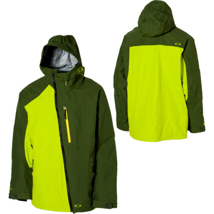 photo: Oakley Primed Ski Jacket snowsport jacket