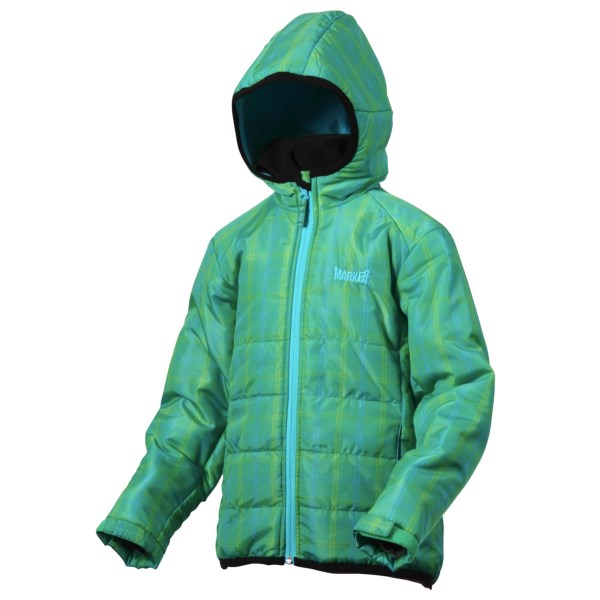 photo: Marker USA Whirl Quilted Jacket synthetic insulated jacket