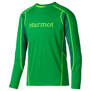 photo: Marmot Boys' Windridge LS Top long sleeve performance top
