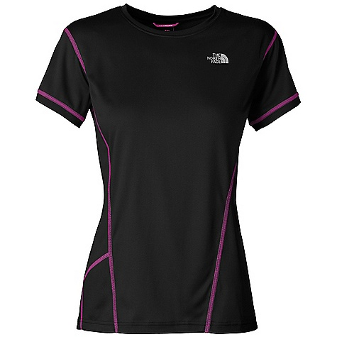 photo: The North Face Women's Dirt Merchant Jersey short sleeve performance top