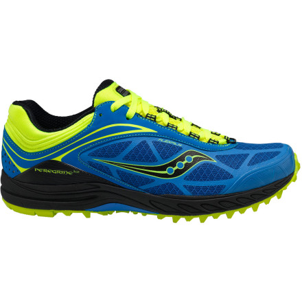 photo: Saucony Peregrine 3 trail running shoe