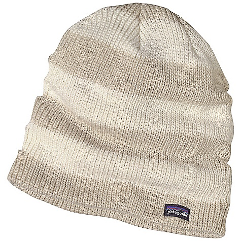photo: Patagonia Kids' Sloucher Beanie winter hat