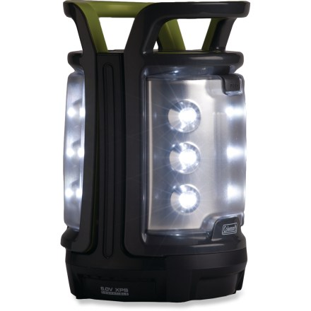 Coleman 4D CPX LED Duo Lantern