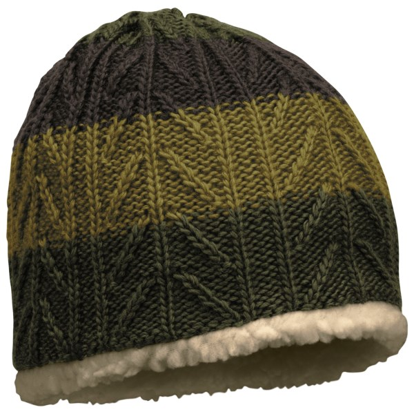 photo: Columbia Wilderness Run Beanie winter hat