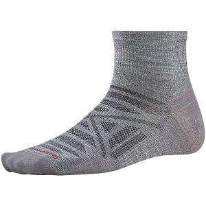 photo: Smartwool Men's PhD Outdoor Ultra Light Mini Sock running sock