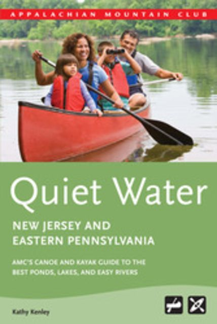 photo: Appalachian Mountain Club Quiet Water: New Jersey and Eastern Pennsylvania us northeast guidebook