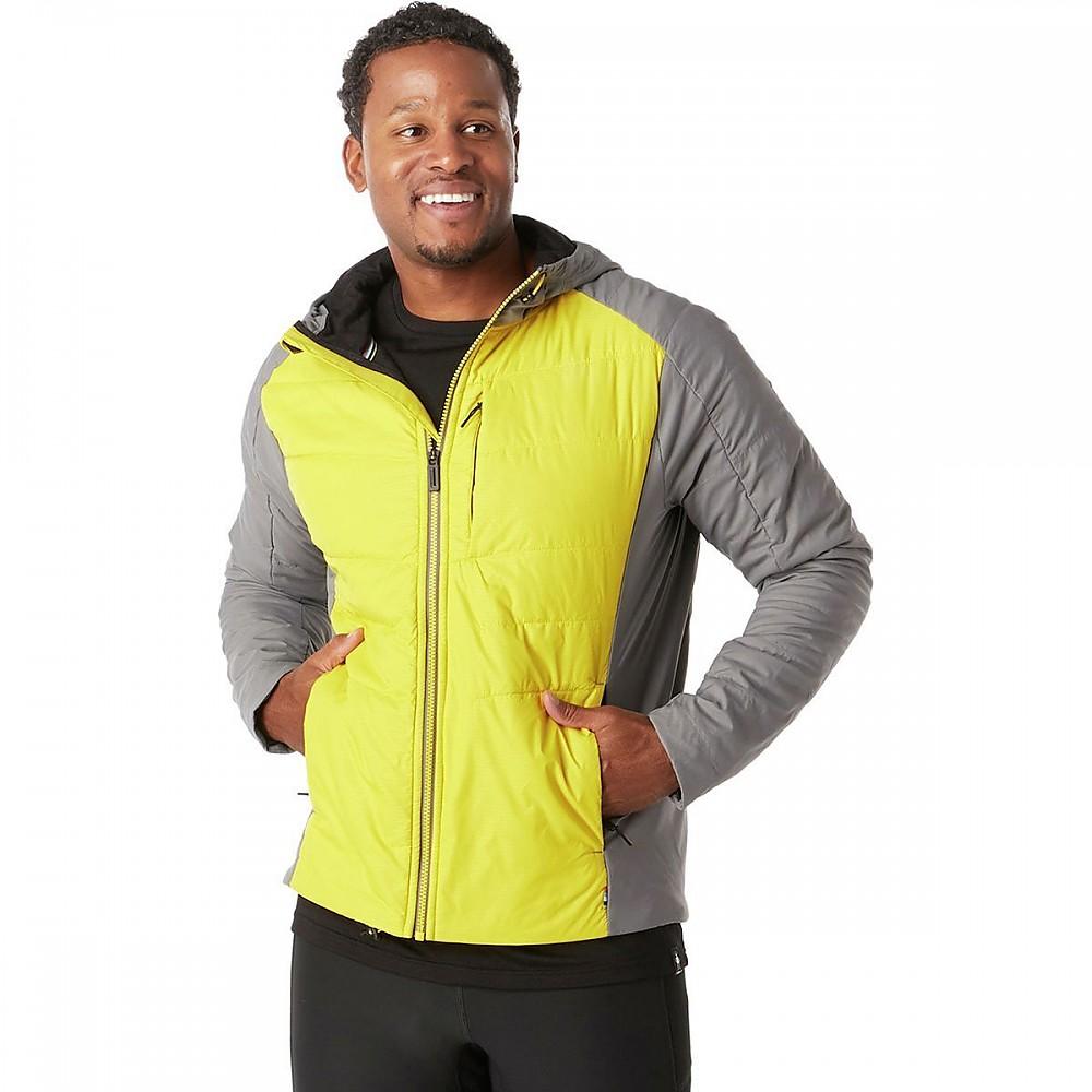 photo: Smartwool Smartloft-X 60 Hoodie wool jacket