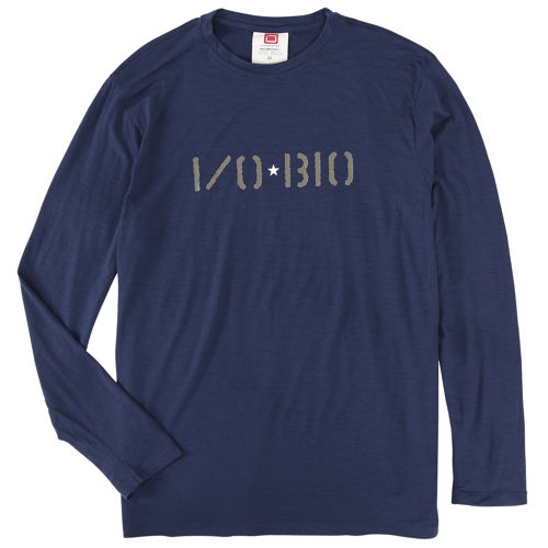 photo: I/O Merino Universal Crew Shirt - Long-Sleeve long sleeve performance top