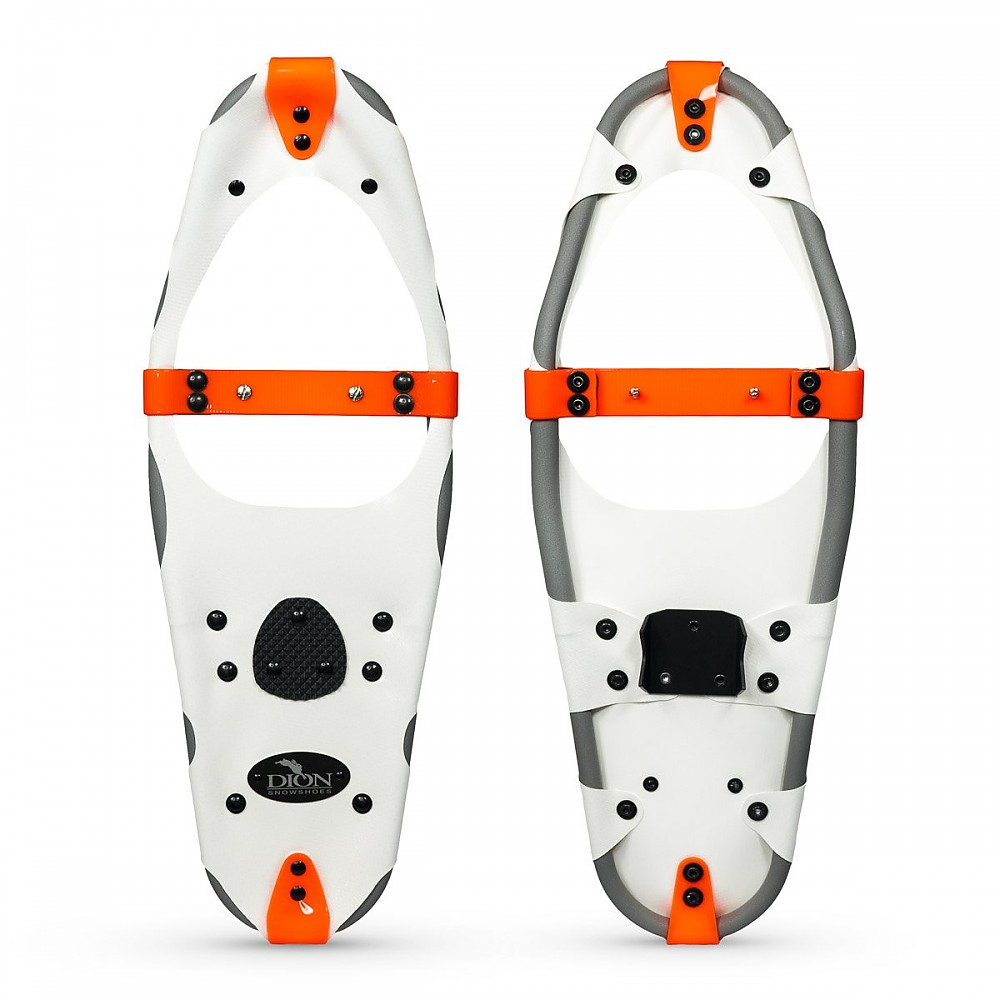 photo: Dion Snowshoes 121 running snowshoe