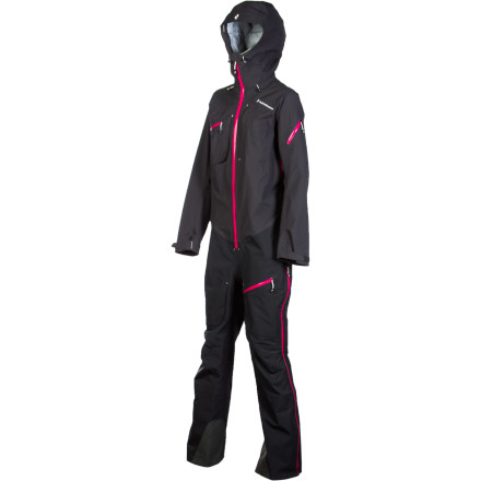 photo: Peak Performance Heli Alpine Suit one-piece suit